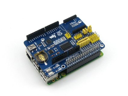 Raspberry Pi Model B Expansion Board Arpi600 Supports