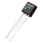 LM35 / LM 35 ( Sensor Suhu LM35 )