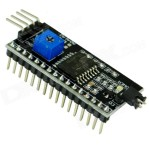 I2C LCD back pack / IIC I2C Serial Interface for LCD 1602 to 2004 Backpack Board Arduino