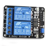 5V 10A 2 CHANNEL RELAY MODULE