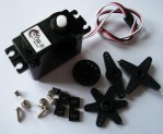 Motor Servo Continuous 360 derajat DS04-NFC