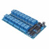 16 CHANNEL 12V RELAY MODULE For Arduinl