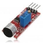 MICROPHONE SENSOR MODULE for arduino sound sensor suara