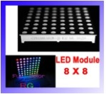 8×8 FULL COLOR LED MODULE 5mm