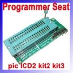 PROGRAMMER SEAT CHEAP PIC ICD2 kit2 kit3