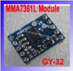 GY-32 MMA7361L Module