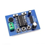 ISD1820 voice module voice board sound recording module on-board microphone