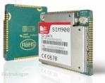 SIM908 / Sim 908 Gprs Gsm Gps Module