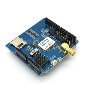 GPS SHIELD For Arduino (Tanpa Antena) / Arduino GPS shield