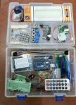 Arduino Uno R3 Starter Kit /Arduino kit paket pemula /Arduino pembelajaran