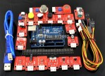 Arduino Uno R3 Electronic Building Blocks Kit