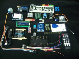 Arduino Uno R3 RFID Learning Kit