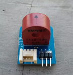 CURRENT SENSOR MODULE ELECTRONIC BRICK – ELECTRICITY METER(ANALOG) 0-5A 3p/4p INTERFACE