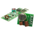RF 433MHZ  MODULE BOARD DC 5V ( transmitter and receiver)
