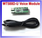 WT588D-U VOICE MODULE + USB CABLE