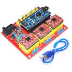 Arduino CNC shield v4 Engraving Machine Kit