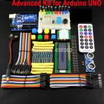Advanced Kit for Arduino UNO R3 /Paket murah belajar arduino advance