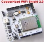 CopperHead WiFi Shield 2.0