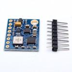 GY-87 10DOF 3-axis Gyro + 3-axis Acceleration + 3-axis Magnetic Field + Air Pressure Module /  10DOF MPU6050 HMC5883L BMP180 Sensor Module three-axis gyroscope +