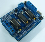 L293D DRIVER MOTOR SHIELD For Arduino