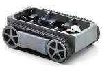 RP5 robot chassis / Tank Robot Case (Untuk Membuat Robot Tank dengan Arduino)