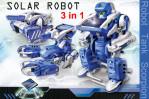 Solar Robot 3in1 Educational KIT