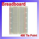 Breadboard/Project Board 400 Tie Point