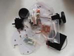 Kit Robot Line Tracer/Line Follower Evolution 2014