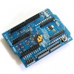 XBEE SHIELD WITH LOGIC LEVEL CONVERTER