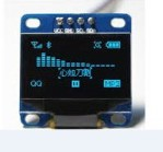 0.96″ Inch Blue I2C IIC Serial 128X64 OLED LCD