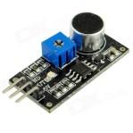 LM393 Sound Detection Sensor Module