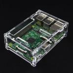 Case Raspberry Pi Model B+ Transparent acrilic Case for Pi 2