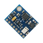 GY-86 10 DOF Module (3 axis gyroscope + 3 accelerometer + 3 axis magnetic field+air pressure) / GY-86 10-DoF IMU (MPU6050 HMC5883L MS5611)