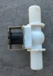 Solenoid Valve Plastik AC220V 3/4 Inchi