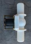 Solenoid Valve Plastik DC12V 3/4 Inchi