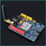 SIM900 sim900a Quad-Band GPRS GSM Shield for Arduino