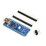 Arduino Nano V3.0 compatible with CH340 USB driver controller