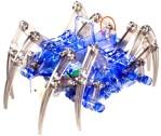 Spider Robot Laba-Laba Educational Kit DIY