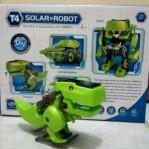 Robot Dino 4 in 1, Mainan Edukasi Anak, Robot Dinosaurus 4 in 1