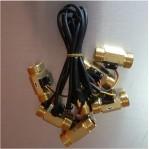 Water Flow Sensor 3/4 inch kuningan 1-60L/min , Flowmeter Hall Flow Sensor Water control / pom mini / spbu mini / alat pertamini