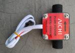 water flow sensor Liquid Flow Sensor AICHI 1/2 Inchi made in japan