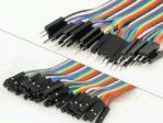 Kabel jumper arduino | cable jumper pelangi arduino male female