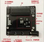 NodeMcu Lua WIFI development board ESP8266 serial backplane