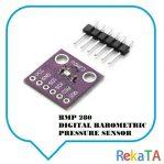 Bmp280 replace bmp180 digital barometric pressure sensor module