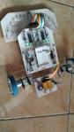 ROBOT LINE FOLLOWER ANALOG 16 SENSOR