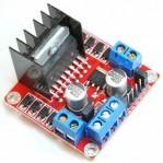 L298n l298 motor driver module arduino