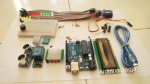 Arduino Uno R3 starter kit paket hemat