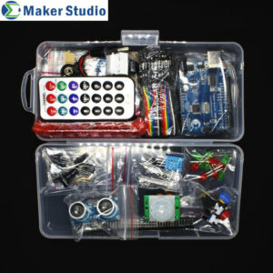 Arduino Uno R3 paket advance kit compatible