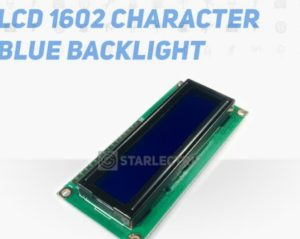 Lcd 16×2 1602 for arduino